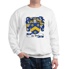 St. Denis Family Crest Sweatshirt