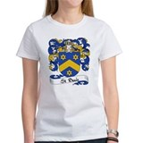 St. Denis Family Crest Tee