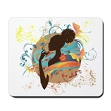 Musical Dream Mousepad