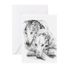 Unique Retired racers Greeting Cards (Pk of 20)