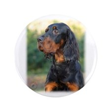 "Gordon Setter 9Y109D-021 3.5"" Button"
