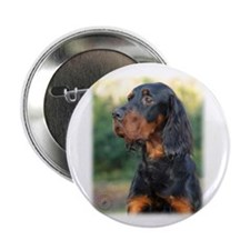 "Gordon Setter 9Y109D-021 2.25"" Button"