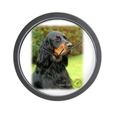 Gordon Setter 9T012D-135 Wall Clock