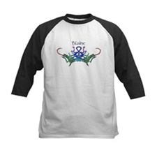 Blaine's Celtic Dragons Name Tee