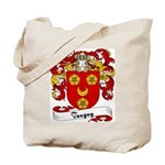 Tanguy Family Crest Tote Bag