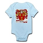 Tanguy Family Crest Infant Creeper