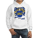 Texier Family Crest Hooded Sweatshirt