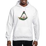 Past Master F&AM Hooded Sweatshirt