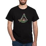 Past Master F&AM Dark T-Shirt