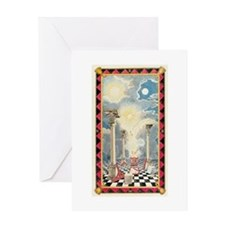 Masonic Light Greeting Card