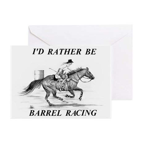 I'd Rather Be Greeting Cards (Pk of 10)