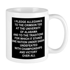 Cute Alabama crimson tide Mug