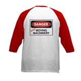 Danger Slow Moving Tee