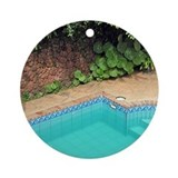 Pool Ornament (Round)