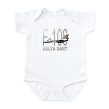 F-106 Delta Dart Infant Bodysuit
