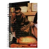 "ArtOfficial ""In The Cut"" Rhyme Book/Journal"