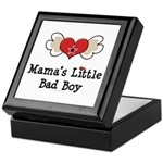 Mama's Little Bad Boy Keepsake Box