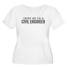 Trust Me I'm a Civil Engineer T-Shirt
