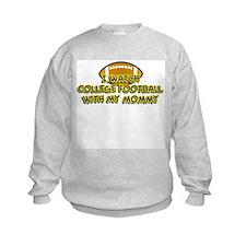 Ann Arbor, Michigan Mommy Sweatshirt