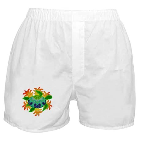 Flame Turtle Boxer Shorts