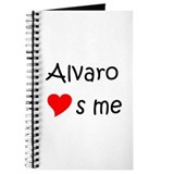 Cool Alvaro Journal