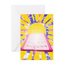 Book of Life Greeting Card