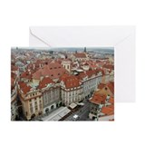 Prague Old Town Greeting Cards (Pk of 10)