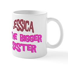 Jessica - The Bigger Sister Mug