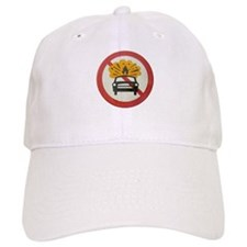 No Car Fires Baseball Cap