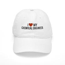 I Love My Chemical Engineer Baseball Cap