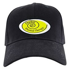 DPT Swirl Baseball Hat (yellow)