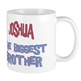 Joshua - The Biggest Brother Mug