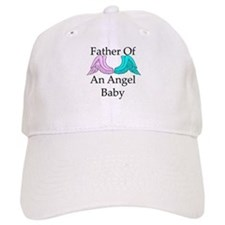 Father of an Angel Baby Baseball Cap