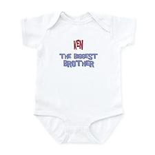 Ken - The Biggest Brother Infant Bodysuit