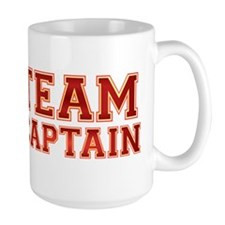 Team Captain Large Mug