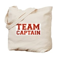 Team Captain Tote Bag