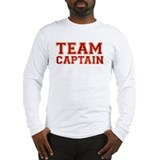 Team Captain Long Sleeve T-Shirt