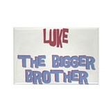Luke - The Bigger Brother Rectangle Magnet