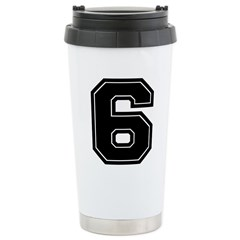 6 Ceramic Travel Mug