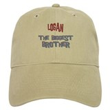 Logan - The Biggest Brother Baseball Cap
