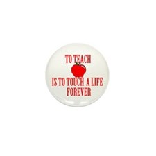 Touch A Life Forever Mini Button (10 pack)