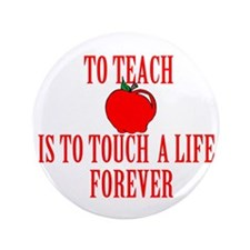 "Touch A Life Forever 3.5"" Button (100 pack)"
