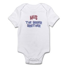 Miles - The Bigger Brother Infant Bodysuit