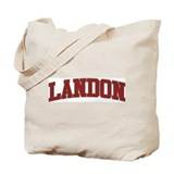 LANDON Design Tote Bag