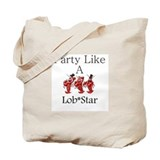 Lob*Star Tote Bag