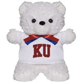 KU Design Teddy Bear