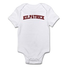 KILPATRICK Design Infant Bodysuit
