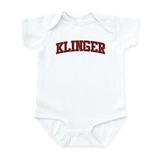 KLINGER Design Infant Bodysuit