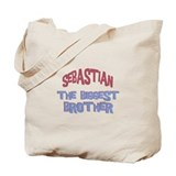 Sebastian - The Biggest Broth Tote Bag