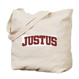JUSTUS Design Tote Bag